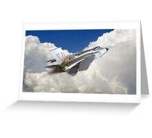 Royal Air Force Tornado Greeting Card