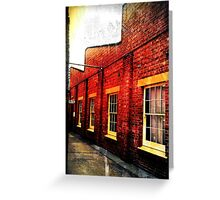 The Old Woollen Mill #2 Greeting Card