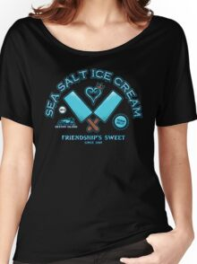 Sea Salt Ice Cream Women's Relaxed Fit T-Shirt