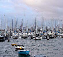 Harbour  by Novitaliliana