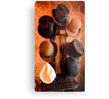 Hat Stand from Monty Cristo. Metal Print