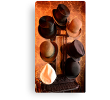 Hat Stand from Monty Cristo. Canvas Print