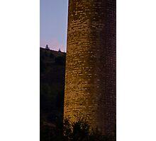 Brick Chimney Photographic Print