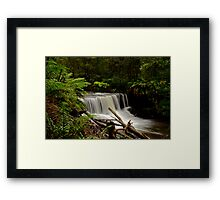 Barrengarry Creek. Framed Print