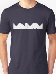 MINIMUM - White Ink T-Shirt