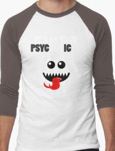 IT'S OK TO BE HOT (PSYCHOTIC) Men's Baseball ¾ T-Shirt