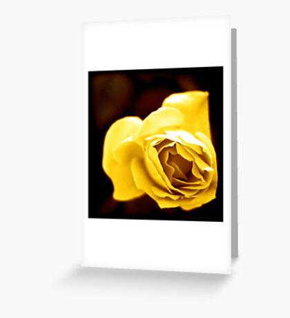 No Wallflower Greeting Card