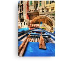 Simply Oarsome Canvas Print