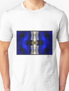 Light Painting Abstract Triptych #7 T-Shirt