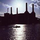 Battersea Power Station, 1983 by Francois Ward