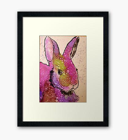 Bunny Raggitt Framed Print