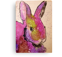 Bunny Raggitt Canvas Print