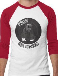 BMore Melodies Men's Baseball ¾ T-Shirt