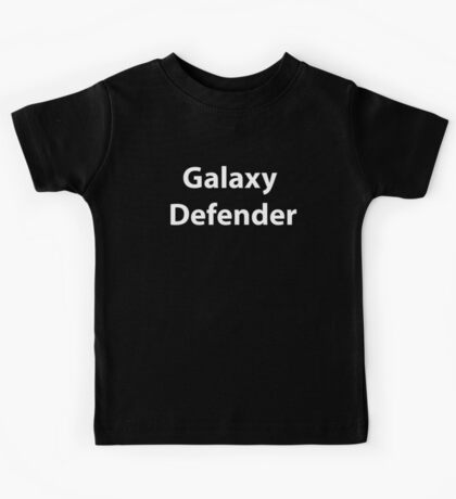 Galaxy Defender Kids Tee