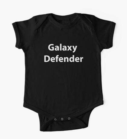 Galaxy Defender One Piece - Short Sleeve