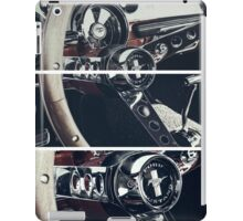 Ford Mustung Details #10 iPad Case/Skin