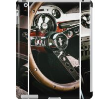 Ford Mustung Details #9 iPad Case/Skin