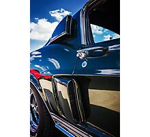 Ford Mustung Details #5 Photographic Print