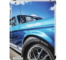Ford Mustung Details #1 iPad Case/Skin