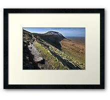 Simon Fell Over Humphrey's Bottom Framed Print