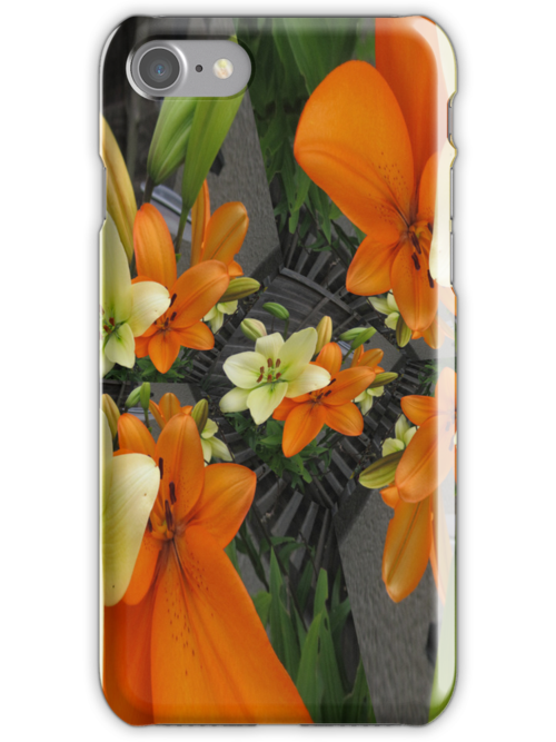 Abstract I Phone Case by Brian Roscorla
