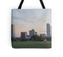 Daylight Milwaukee Skyline Tote Bag