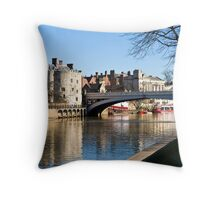 Lendal Bridge Throw Pillow