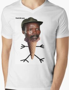 KONY Mens V-Neck T-Shirt