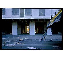 Marseille 1984...  Photographic Print