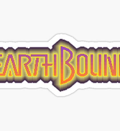 EarthBound Sticker