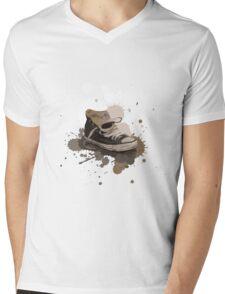 Shoe Drops Mens V-Neck T-Shirt
