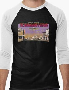 The War Against Giygas Men's Baseball ¾ T-Shirt