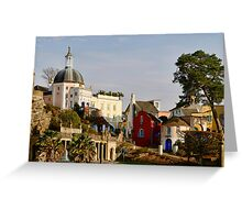 Classic Portmeirion Greeting Card