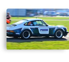 Porsche 911 SC Rally Canvas Print