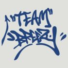 Team Breezy (Blue) by Faded Fabrics