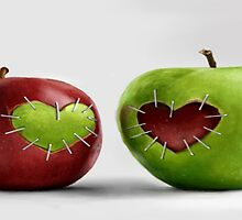 Apple by Dan Garlick