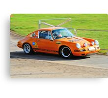 Porsche 911 ST Rally Canvas Print