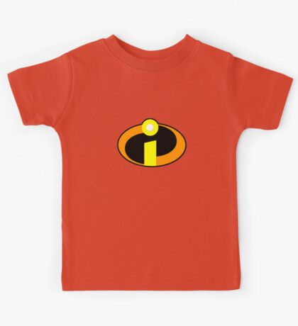 The incredibles Kids Tee