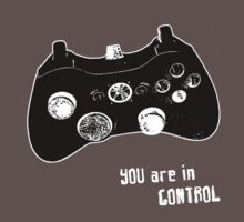 Are you in control? Kids Clothes