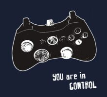 Are you in control? One Piece - Long Sleeve