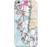 300 Snowmen  iPhone Case/Skin