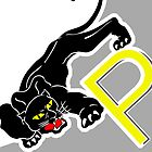 P is for Panther by Spencer Tymchak