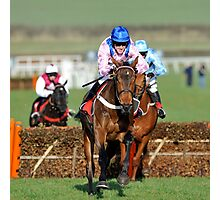 A P McCoy Photographic Print