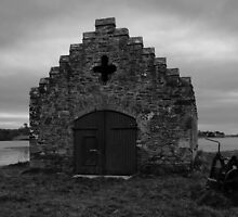 Church on Strangford by quoile