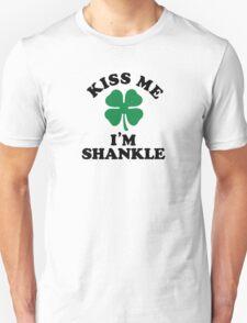 Kiss me, Im SHANKLE T-Shirt