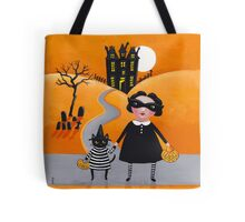 The Trick or Treaters Tote Bag