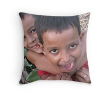 Unititled Throw Pillow