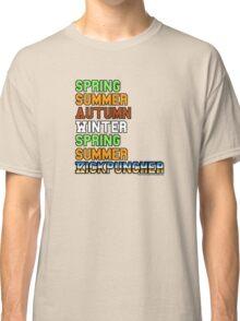 Six Seasons and a Movie Classic T-Shirt