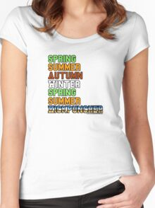 Six Seasons and a Movie Women's Fitted Scoop T-Shirt