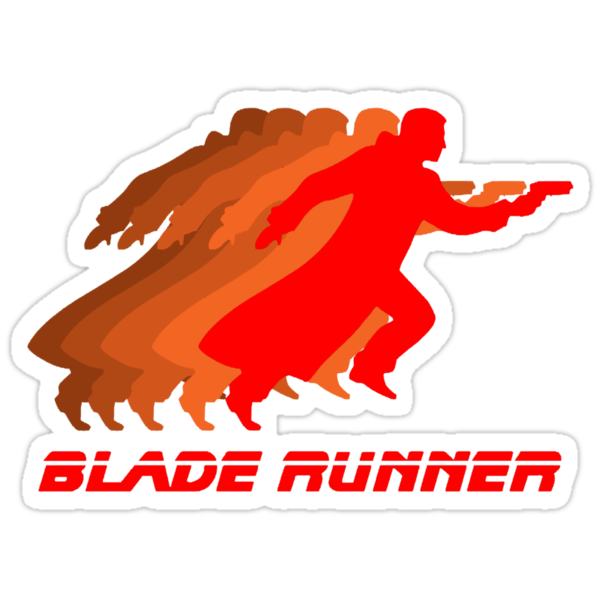 Run, Replicants RUN!! by shaydeychic